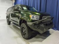 One Owner Clean Carfax 4x4 Truck with Matching Canopy!