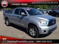 1-OWNER!! CLEAN CARFAX!! DOUBLE CAB!! 4X4!! SR5 MODEL!!