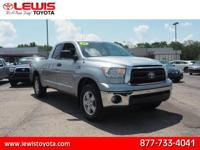 Options:  2013 Toyota Tundra Grade|4X4 Grade 4Dr Double