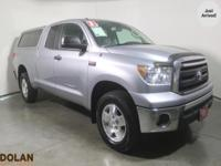 Outstanding design defines the 2013 Toyota Tundra! This