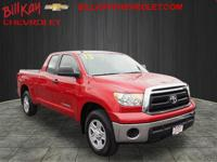 New Price! CARFAX One-Owner. Clean CARFAX. Red 2013