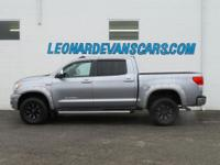 Options:  2013 Toyota Tundra Limited|Bed Liner|Platinum