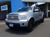 This outstanding example of a 2013 Toyota Tundra 4WD