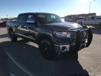 New Price! Clean CARFAX. Gray 2013 Toyota Tundra 4D