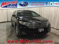 2013 Toyota Venza LE AWD Crossover ready to go! With