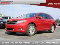 2013 Toyota Venza LE AWD, *** 1 FLORIDA OWNER *** ALLOY