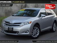 This 2013 Toyota Venza 4dr 4dr Wagon I4 AWD LE features