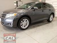 Options:  2013 Toyota Venza 4Dr Wgn I4 Awd Le (Natl)|4