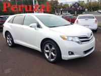 Blizzard Pearl 2013 Toyota Venza LE AWD 6-Speed
