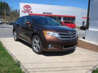 ONE OWNER!! 2013 TOYOTA VENZA LE!! AWD!! 3.5L V6,