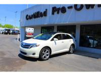Options:  2013 Toyota Venza|Step Into The 2013 Toyota