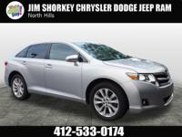 **PRICE DROP**2013 Toyota Venza LE New Price! CARFAX