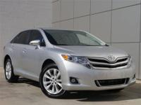 This 2013 Toyota Venza 4dr LE AWD SUV features a 2.7L