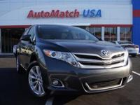 2013 Toyota Venza Wagon LE Our Location is: AutoMatch