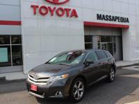 Certified. Gy 2013 Toyota Venza XLE AWD 6-Speed
