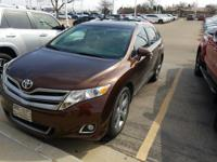 We are excited to offer this 2013 Toyota Venza. When