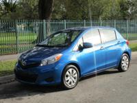 Options:  2013 Toyota Yaris L||Vin: