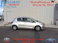 2013 Toyota Yaris Hatchback Our Location is: Hellman