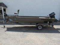 (620) 842-9136 ext.927 2013 Tracker 1648 Mod V fishing