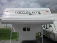 Truck Campers Truck Campers 4841 PSN . 2013 Travel Lite