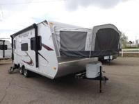 2013 Travel Star 207RB 2013 Starcraft Travel Star