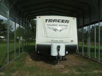 2013 Tracer Touring Edition Ultra Lite Executive