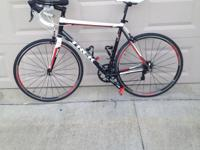 2013 Trek 1.2 Aluminum Frame/Carbon Fork Road Bike.