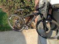 I have an almost new Trek Mamba 17.5 for sale. It is