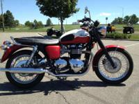Make:TriumphMileage:381 MiYear:2013Condition:Used Bang