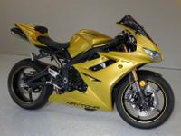 2013 Triumph 675 Daytona with 1900 careful miles. This
