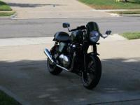 Make: Triumph Model: Other Mileage: 1,220 Mi Year: