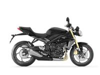 the heart of the Street Triple is the throbbing 675 cc
