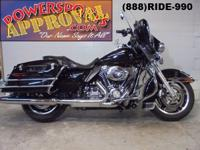 2013 Used Harley Davidson Electra Glide Classic for