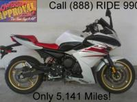 2013 Used Yamaha FZ6R Sport Bike For Sale-U1913 with