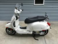 For Sale: 2013 Vespa GTS 300 ie Super 5200 miles.