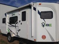 This 2013 Vibe 6502 has been gently used and well