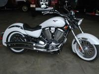JUST A GORGEOUS BIKE..VICTORY REALLY DOES HAVE THE