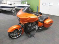 VERY CLEAN 2013 VICTORY CROSS COUNTRY WITH ONLY 1,040