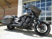 2013 Victory Zach Ness Limited-Edition Cross Country