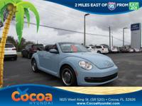 This 2013 Volkswagen Beetle 2.5L in Reef Blue