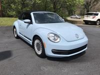 Options:  2013 Volkswagen Beetle Convertible 2.5L