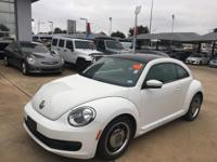 We are excited to offer this 2013 Volkswagen Beetle