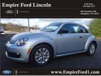 Options:  2013 Volkswagen Beetle Base|2.5L Entry Pzev