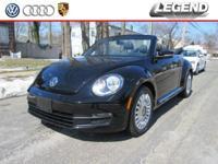 Recent Arrival! 2013 Volkswagen Beetle 2.5L Black 2.5L