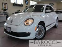 Options:  2013 Volkswagen Beetle 2.5L Pzev 2Dr
