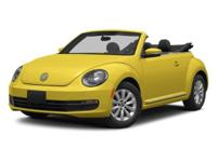 2013 Volkswagen Beetle Convertible Our Location is: