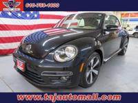Options:  2013 Volkswagen Beetle 2.0T|We Sell Our