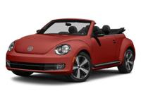 Beetle 2.0 TSi, 2D Convertible, 2.0L 210 hp, 6-Speed