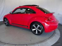 Options:  2013 Volkswagen Beetle Coupe 2.0T Turbo