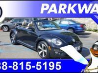 2013 Volkswagen Beetle 2.0 TSi Deep Black Pearl